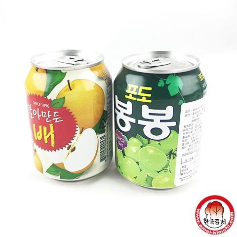 果汁(水梨,葡萄)